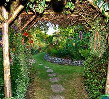 The Secret Garden by Paul Thompson Photography