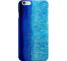 Blue Serenity iPhone Case/Skin