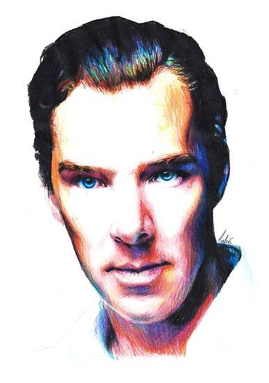 Benedict Cumberbatch by Shuploc