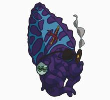 Purple Renegade Cuttlefish Sticker by rcuttlefish