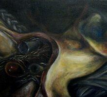 Throat I by AnnTigone
