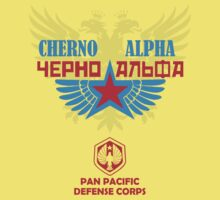 Cherno Alpha Pan Pasific Defense Corps by cerenimo