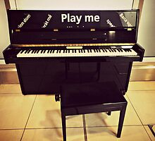 Play Me, She Says by emiliewho
