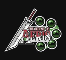 Legend of Aeris by TragicHero