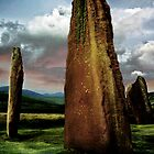 Standing Stones by Isenwolf
