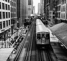 Chicago way by Geofigeofa