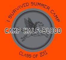 I Survived Camp Half-Blood by gofreshfeelgood