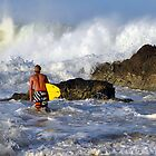"""Surf's up Snapper Rocks"" by GrantRolphPhoto"