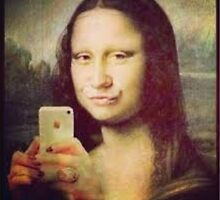 Mona Selfie! by CoolProducts278