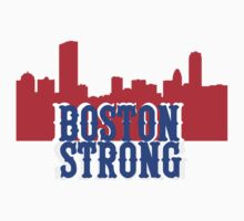 Boston Strong Kids Clothes