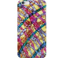 Mardi Gras Abstract by Mark Compton iPhone Case/Skin