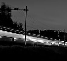 Train passing by by mattijs