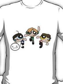 The Pewdiepuff Boys T-Shirt