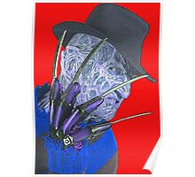 Robert Englund in A Nightmare on Elm Street Poster