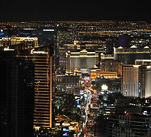 Las Vegas Strip by JaninesWorld