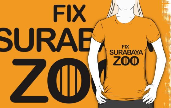 Fix Surabaya Zoo by Sarah Mokrzycki