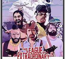 The League of Extraordinary Bearded Gentlemen by DemeterNorbi