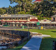 Strahan, Tasmania, Australia #2 by Elaine Teague