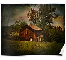 Pucky Huddle Farmhand House Poster
