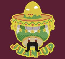 Juan-Up Mushroom by MarioBroth