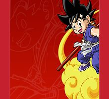 Dragon ball z gt case by extrise