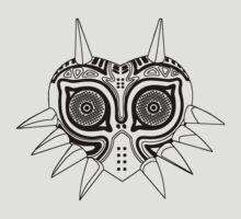 Majoras Mask by Cimoe