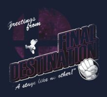 Greetings from Final Destination by alecxps
