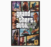 Grand Theft Auto 5 by Alex Landowski