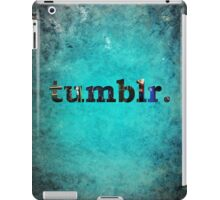 Tumblr Fandoms iPad Case/Skin