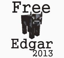 Free Edgar 2013 by awbrunning
