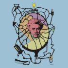 Kierkegaard T-shirt No. 2 by taudalpoi