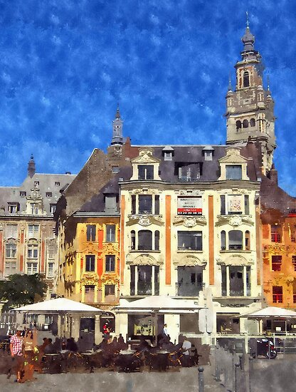 lille france by dale54