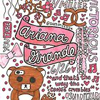 Ariana Grande Collage by samonstage