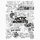 Arctic Monkeys Discography by AimLamb