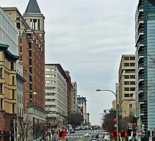 6th Street NW - Washington, D.C. by Bine