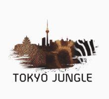 Tokyo Jungle by Ian M.
