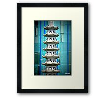 Birmingham architecture Framed Print