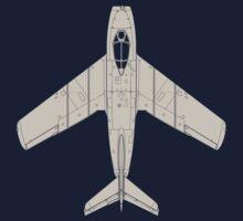 Mikoyan MiG-15 by zoidberg69