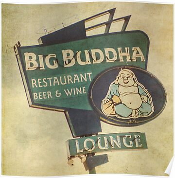 Big Buddha Lounge by Honey Malek