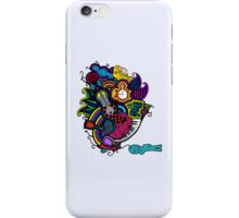 Just a Thought (Colour) iPhone Case/Skin