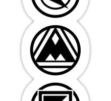 Ninja Coins Sticker