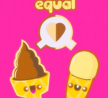 Equal by ArigatoDesigns