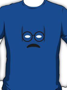 The Man Who Blue Himself T-Shirt