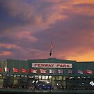 Fenway Park by Sunshinesmile83
