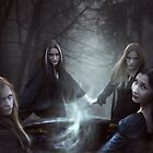 The Coven by phatpuppy