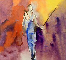 Wanderer  by Anju Saran