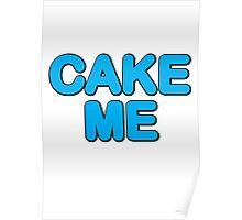 Cake Me Aoki! Poster