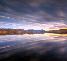 Alexandrina Sunrise by Brad Grove