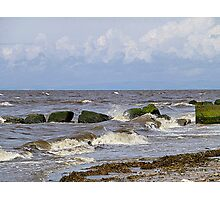 The Incoming Tide. Photographic Print