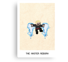 The Master Reborn Canvas Print